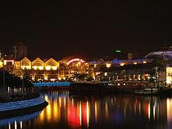 Singapore Clarke-Quay Nov-2009