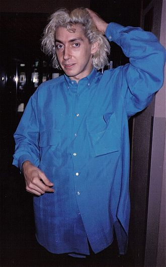 Budgie (musician) - Budgie in Oakland, California, June 1986