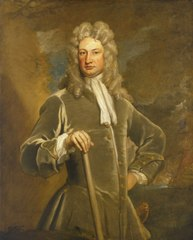 Sir Charles Wager (1666-1743)
