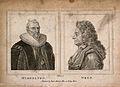 Sir Christopher Wren. Engraving by A. W. Warren. Wellcome V0006802.jpg