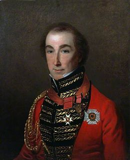Jasper Nicolls British general