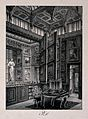 Sir John Soane's House and Museum; the picture gallery at gr Wellcome V0013536.jpg