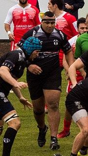 Sisa Koyamaibole Fijian rugby union player