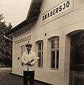 Skabersjö Station år 1964.jpg