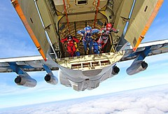 Skydiving from a Ukraine Air Force Ilyushin Il-76MD.jpeg
