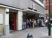 Sloane Square stn entrance.JPG