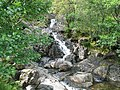 Small waterfall Glen Nevis. - geograph.org.uk - 234012.jpg