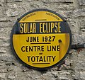 Solar Eclipse, Richmond - geograph.org.uk - 1535671.jpg