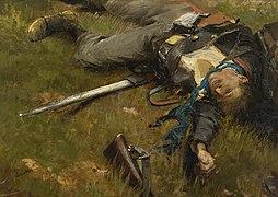Soldat. (Mobile tué.), fragment du panorama de La Bataille de Champigny.jpg