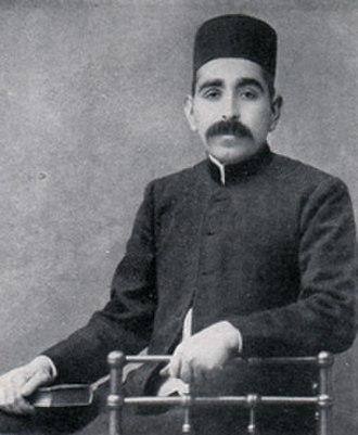 Persian legislative election, 1914 - Image: Soleiman Eskandari