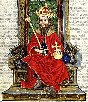 Solomon, King of Hungary - Solomon (Chronica Hungarorum)