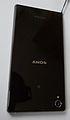 Sony Xperia Z1 Black C6903 rear.JPG