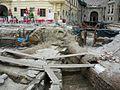 Sopron Fő tér - ásatás - panoramio.jpg