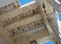 Sostre dels Propileus de l'Acròpoli d'Atenes.jpg