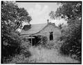 South rear - Vance Farmstead, Main House, State Route 88, Hephzibah, Richmond County, GA HABS GA,123-HEPH,1A-4.tif