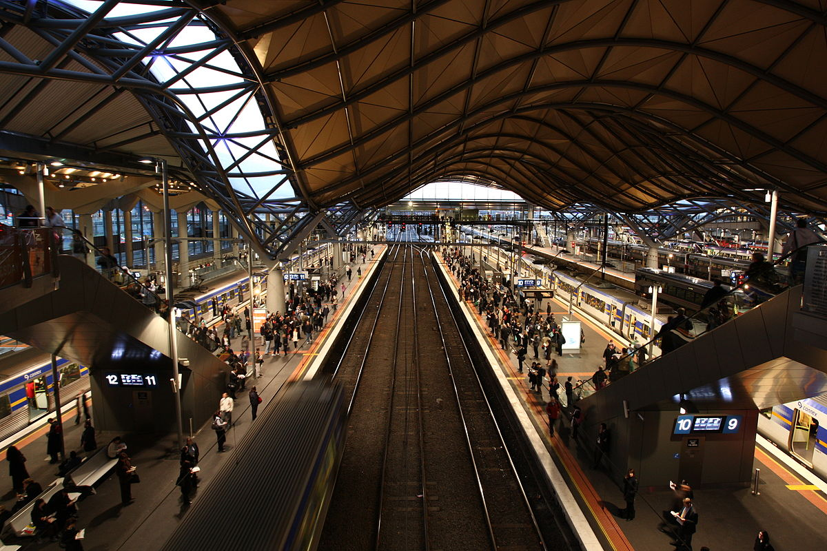 southern cross station - photo #7