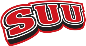 2015 Southern Utah Thunderbirds football team - Image: Southern Utah Thunderbirds Script Logo