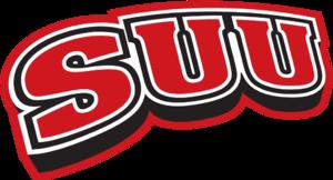 2013 Southern Utah Thunderbirds football team - Image: Southern Utah Thunderbirds Script Logo