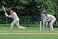 Southgate CC v Stanmore CC at Walker Cricket Ground, Southgate, London 02.jpg