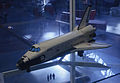 Space Shuttle Columbia (scale model) at the Smithsonian (8412949072).jpg