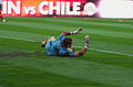 Spain - Chile - 10-09-2013 - Geneva - Victor Valdés.jpg