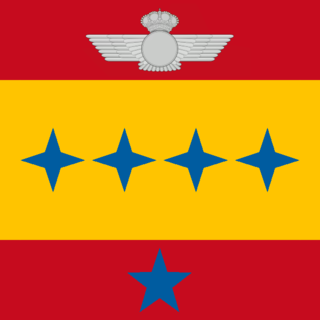 Professional Head of the Spanish Air Force