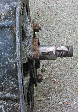 Key (engineering) - Image: Spieverbinding (2)