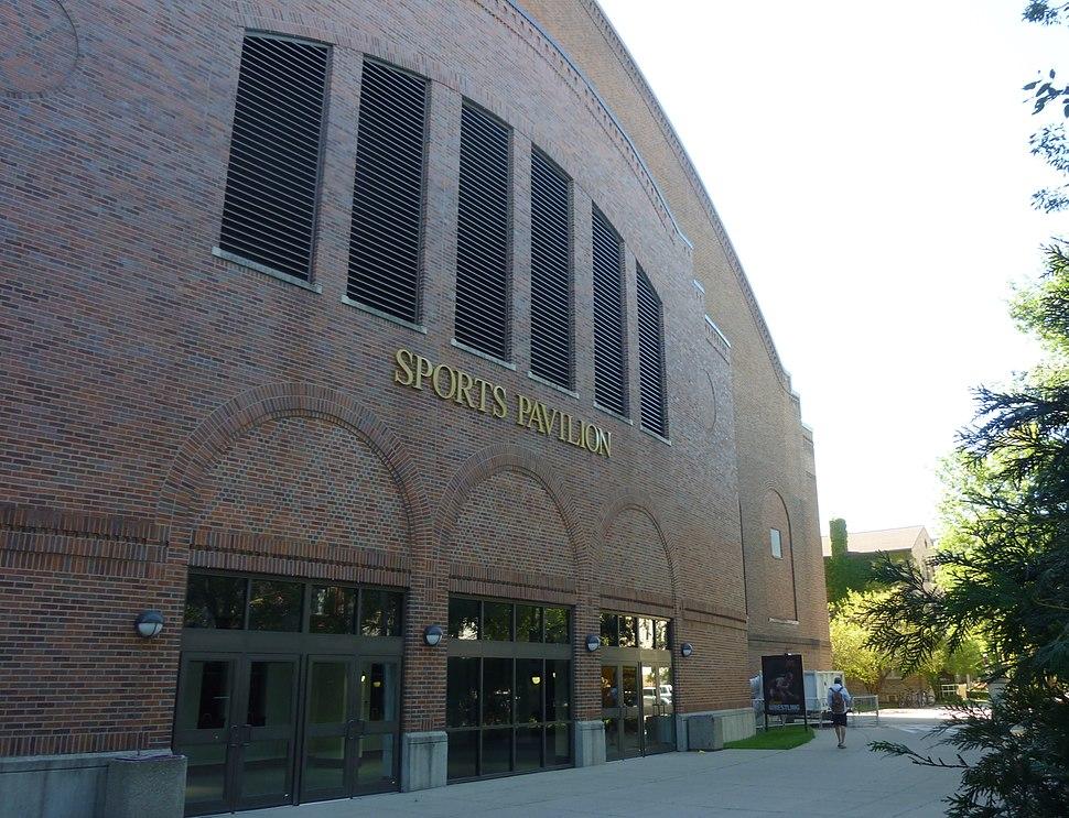 Sports Pavilion-UofM