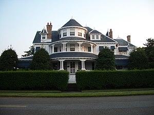 Spring Lake, New Jersey - Martin Maloney Cottage