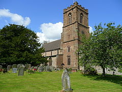 St. Bartholomew's church, Much Marcle - geograph.org.uk - 895988.jpg