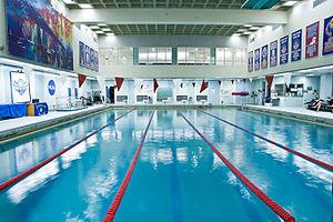 Generoso Pope Athletic Complex - St. Francis Aquatics Center