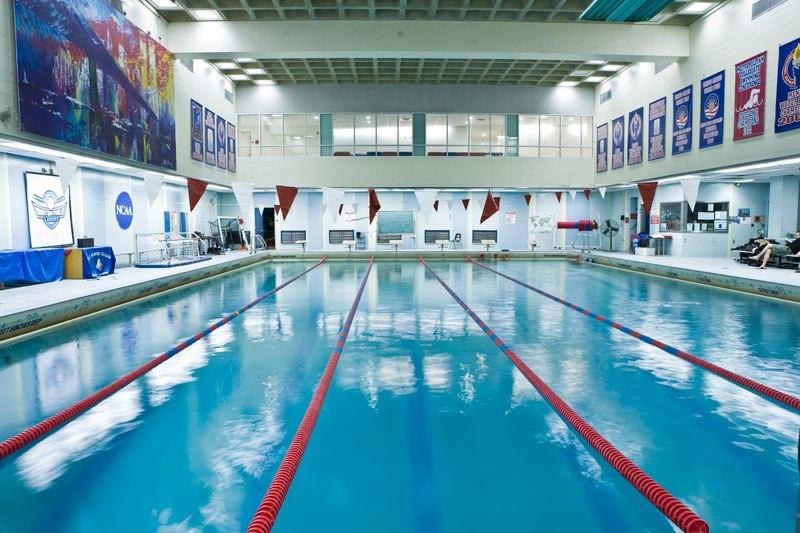 St. Francis Aquatics Center