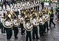 St. Patrick's Day Parade (2013) - Colorado State University Marching Band, Colorado, USA (8566289284).jpg