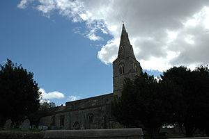 Pavenham - Image: St Peter's Church Pavenham