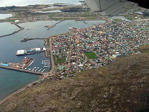 Saint-Pierre, Saint Pierre and Miquelon - Image: St Pierre 003