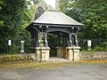 St Bartholomew's Parish Church, Marsden, Lych Gate - geograph.org.uk - 1457333.jpg