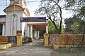 St Bartholomews Cathedral Entrance - 86 Middle Road - Barrackpore - Kolkata 2017-03-31 1145.JPG