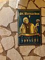 St Bernardus Außenwerbung 5.JPG