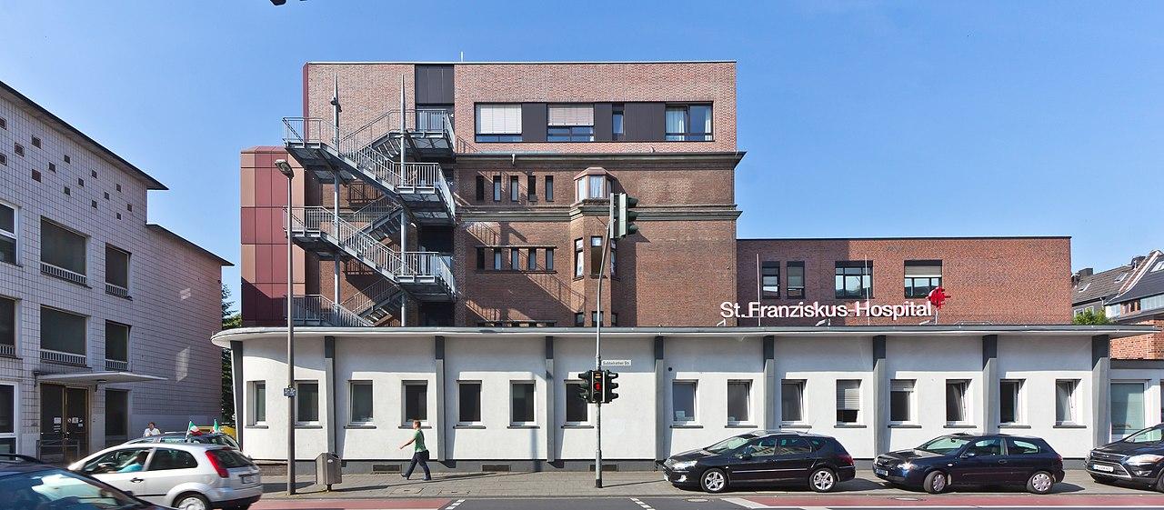 Dateist Franziskus Hospital Köln Ehrenfeld 1647jpg Wikipedia