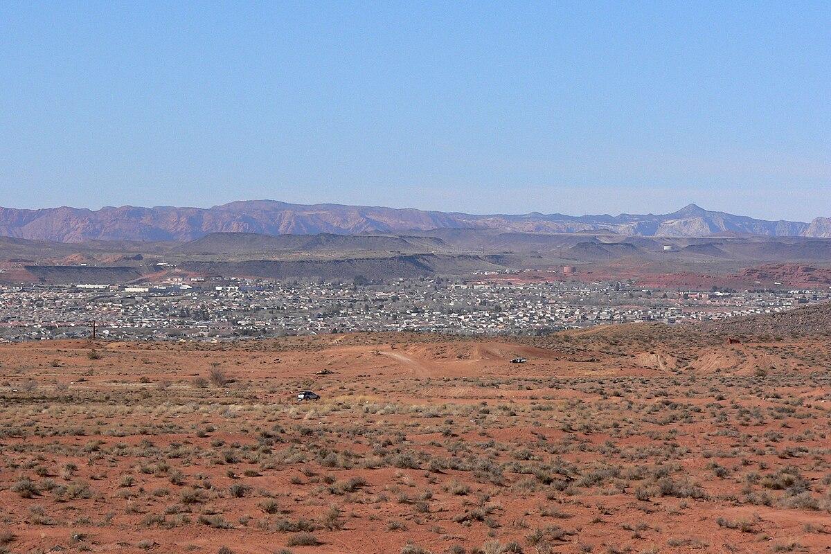 St. George (Utah) – Reiseführer auf Wikivoyage