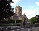 Symondsbury Parish Church (St John the Baptist)