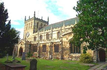 St Laurence Church Snaith