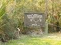 St Marks NWR - Kornegay Way Trails Sign.jpg