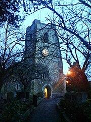 St Mary's Church, Walton-on-Thames
