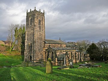 St. Michael and All Angels, Thornhill Parish Church St Michael and All Angels, Thornhill 1.jpg