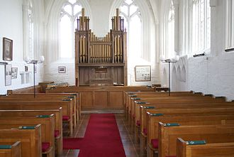 St Monans - Image: St Monans Parish Church Interior