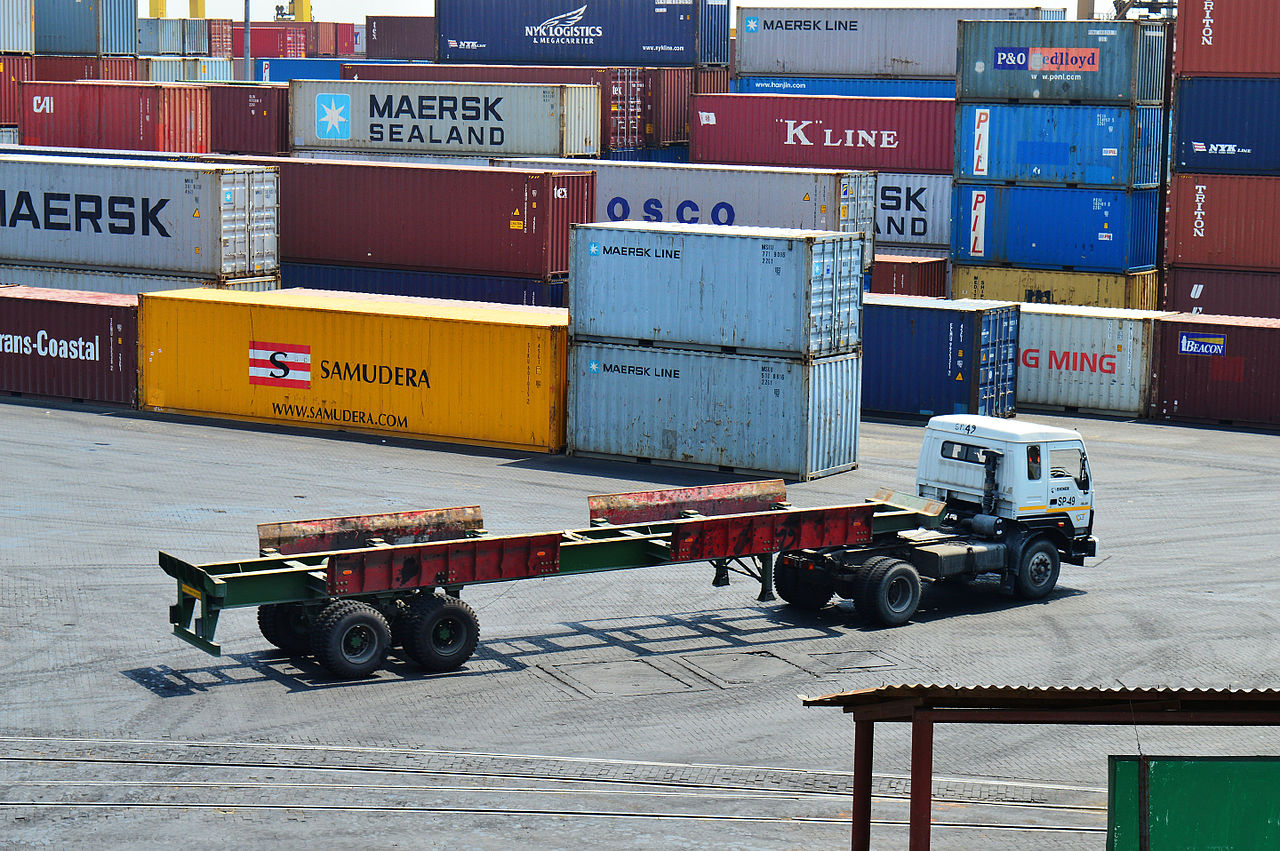 International Construction Equipment Shipping for Hitachi