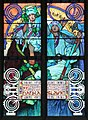 Stained glass window St Vituss Cathedral Mucha 1a (2547703719).jpg