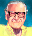 Stan Lee painting by abijith ka 2.png