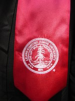 Academic Regalia Of Stanford University Wikipedia